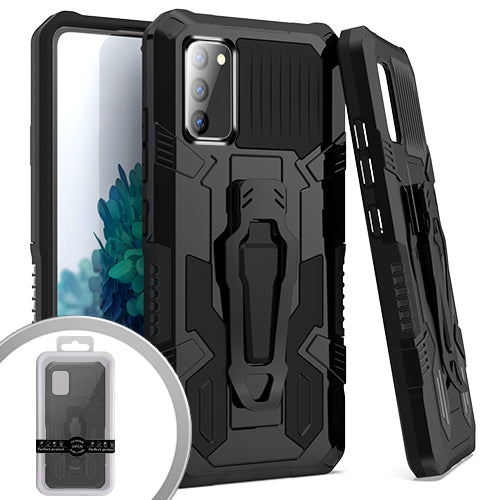 PKG Samsung S20 Fan Edition Tactical CLIP Black