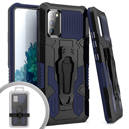 PKG Samsung S20 Fan Edition Tactical CLIP Navy Blue