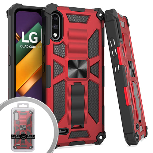 PKG LG K22 Tactical Stand Red