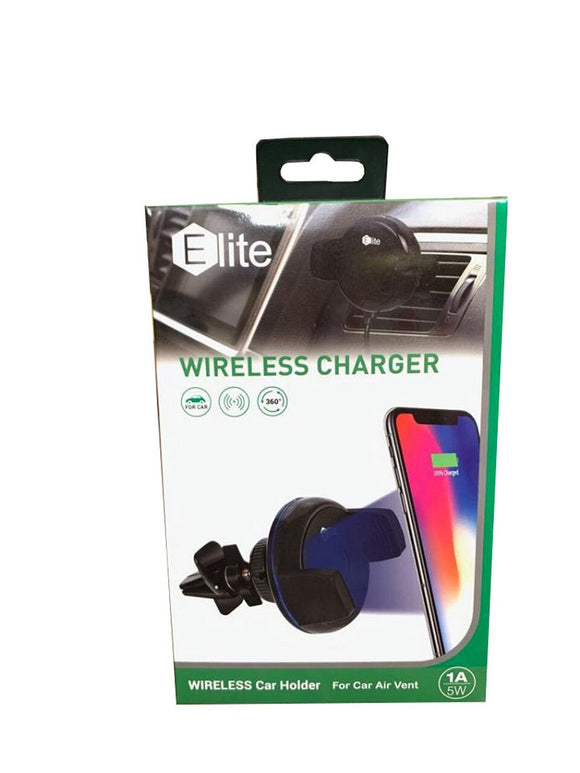 ELITE WIRELESS CAR HOLDER