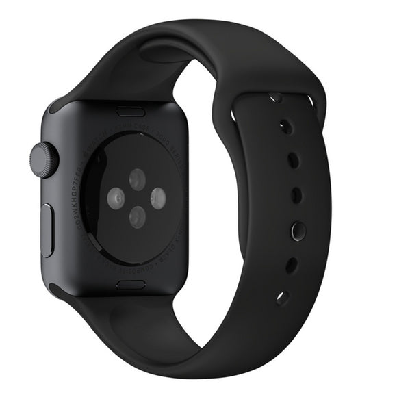Apple Original Sport Band - 42mm/44mm (Black)