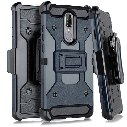 Coolpad Legacy Heavy Duty Tactical Combo Dr. Black