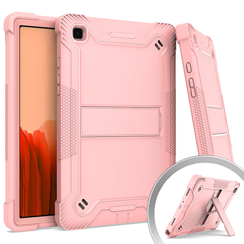 Tablet Samsung A7 10.4 (2020) Heavy Duty Stand Rose Gold