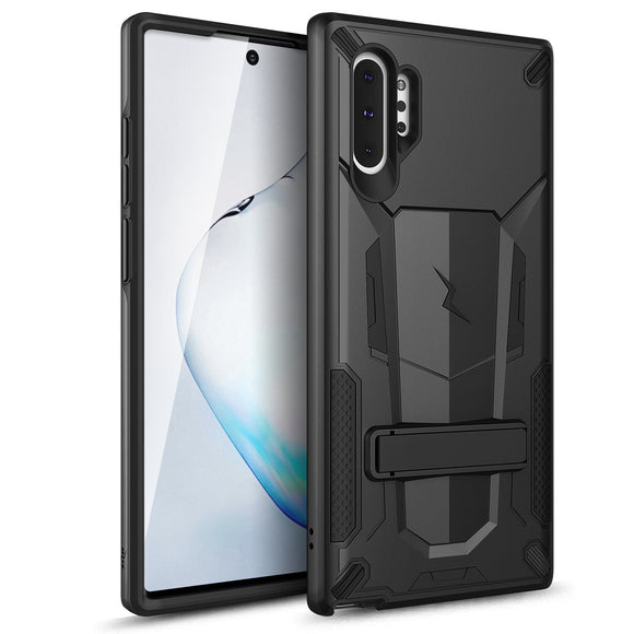 ZIZO TRANSFORM SAMSUNG GALAXY NOTE 10+ CASE - BUILT-IN KICKSTAND AND UV COATED PC/TPU LAYERS