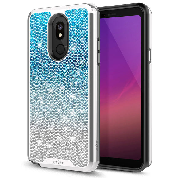 ZIZO WANDERLUST SERIES CASE DUAL LAYERED WITH GLITTER DESIGN