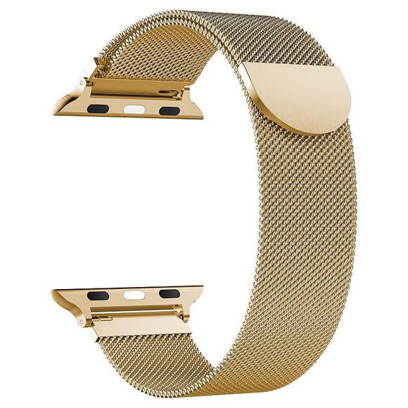 Milanese strap for Apple watch 38mm/40mm Stainless Steel - Gold