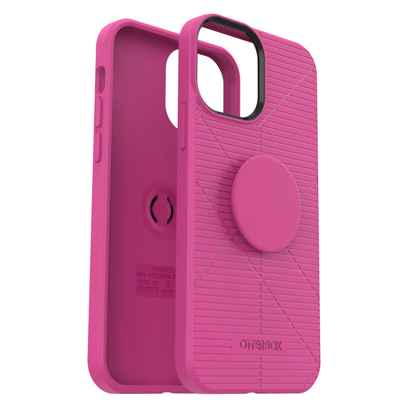 OtterBox Otter+Pop Reflex Series Phone Case for Apple iPhone 12 Pro Max - Pink