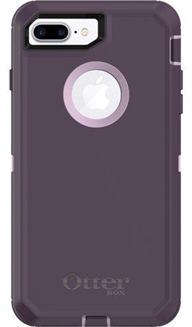 Otterbox Defender Series Case for iPhone 8 Plus/7 Plus--Purple Nebula