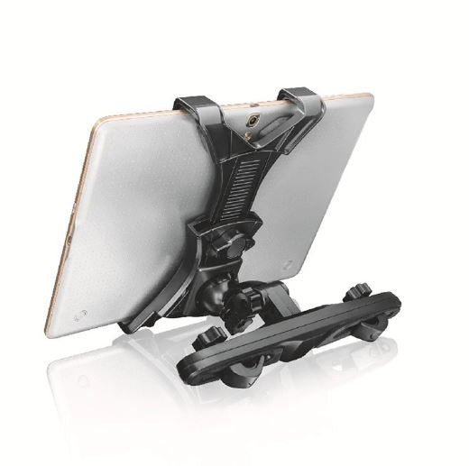 Telescopic 360 Degree Rotation Car Headrest Tablet Stand Mount Holder Back Seat