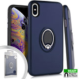 PKG iPhone XS Max 6.5 Magnet Ring Stand Cases