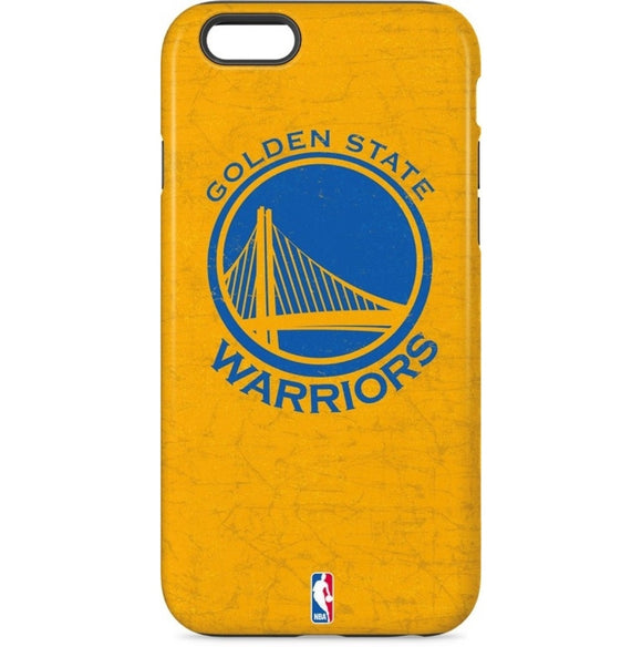Golden State Warriors Distressed iPhone 7/8 Case