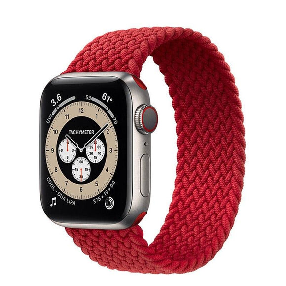Sport Loop Apple Watch Band Size 42/44 RED