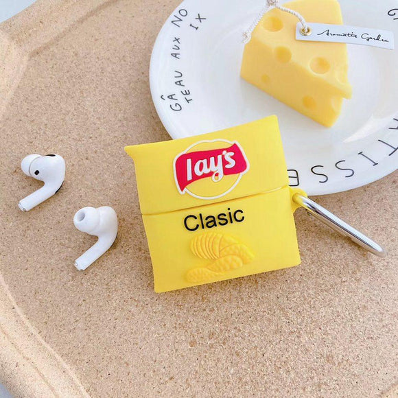 Airpods Pro Classic Yellow Lays