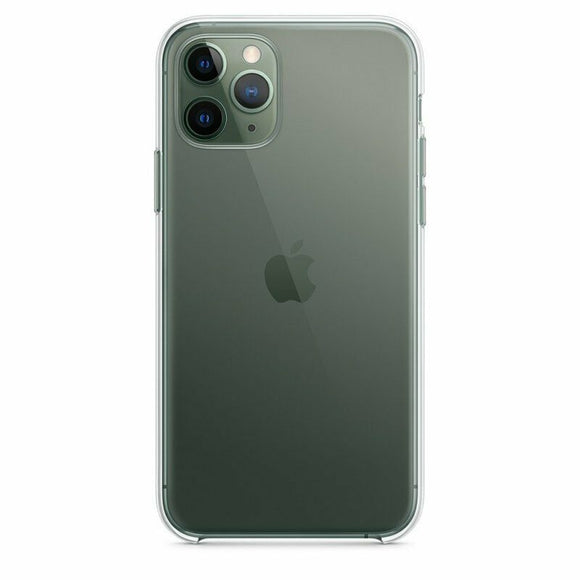 Apple iPhone 11 Pro Max Silicone- Clear