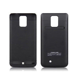 For Galaxy note4 4800mah Charging Case Emergency Power Bank for Samsung