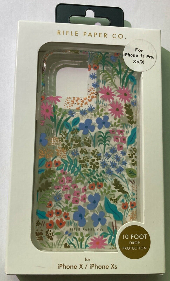 Rifle Paper Co. Floral Design Meadow Case IPhone 11 Pro