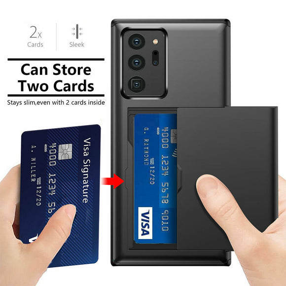 Note 20 Hybrid Credit Card - Black