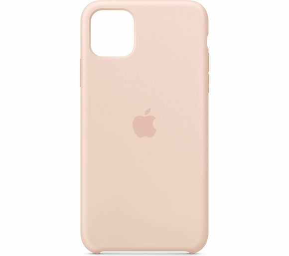 Apple iPhone 11 Pro Max Silicone - Pink Sand
