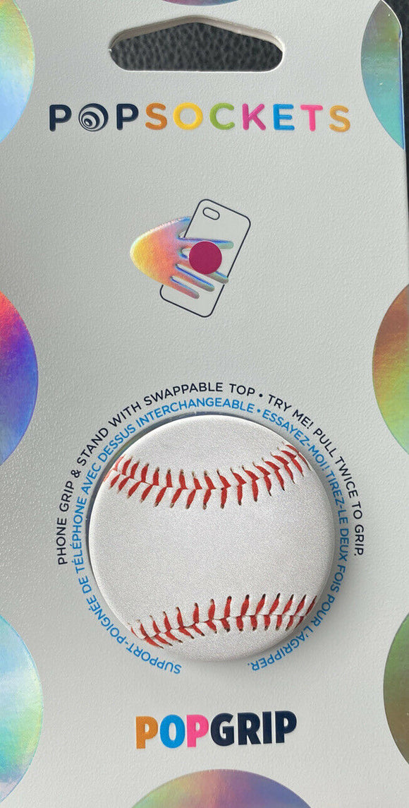 POP SOCKET Pop Grip PG-Baseball BK