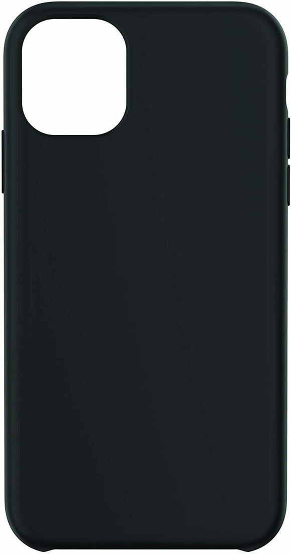 Carson & Quinn Soft Touch Silicone Black Case IPhone 11 Pro