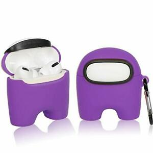Airpods Pro Among Us - Purple