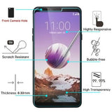 LG Stylo 5 Premium Shockproof Screen Protector Tempered Glass 9H Film Guard