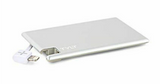 Tylt Slim Boost 1350mAh Battery Pack (Silver)