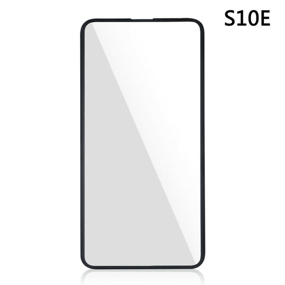 Samsung Galaxy S10e Full 6D Tempered Glass Screen Protector Case Friendly