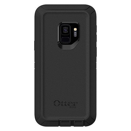 Otterbox Defender Series Screenless Edition Case for Galaxy S9 (Black)