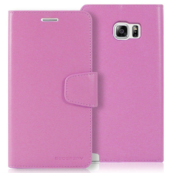 Galaxy Note 5 Case, [Drop Protection] Goospery Sonata Diary [Wallet Type] Premium Soft Synthetic Leather Case [ID/Credit Card Slots + Cash Pocket] Cover for Samsung Galaxy Note