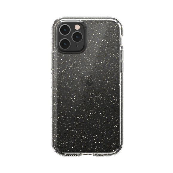 Speck Presidio Clear + Glitter iPhone 11 Pro