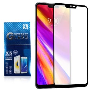 LG G7 ThinQ Full Cover Tempered Glass