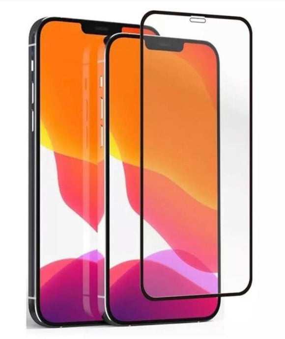 TGF12 - FULL COVER EDGE TO EDGE TEMPERED GLASS FOR IPHONE 12/12PRO
