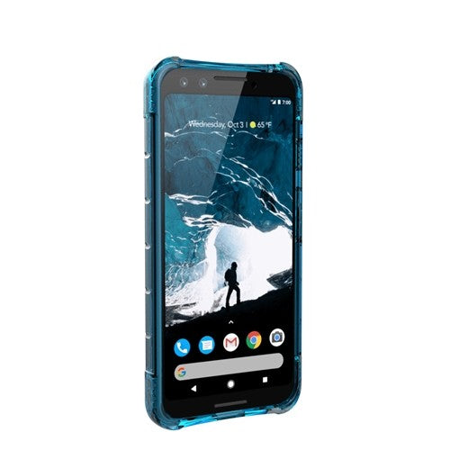 UAG Rugged Cover for Google Pixel 3 - Glacier