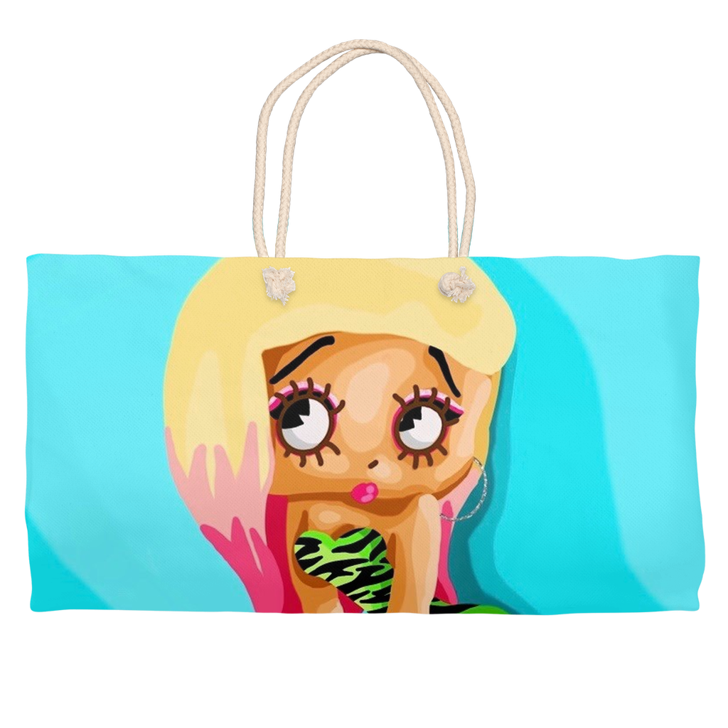 Betty Boop x Nicki Minaj Weekender Totes