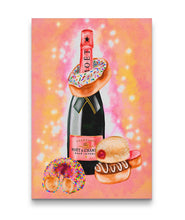 Load image into Gallery viewer, CHAMPAGNE & DONUTS