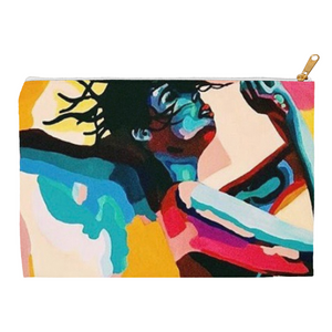 Dancing Girl Accessory Pouches