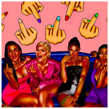 Load image into Gallery viewer, A Kardashian Fu Posters