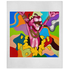 Load image into Gallery viewer, Pinky Panther Minky Blankets