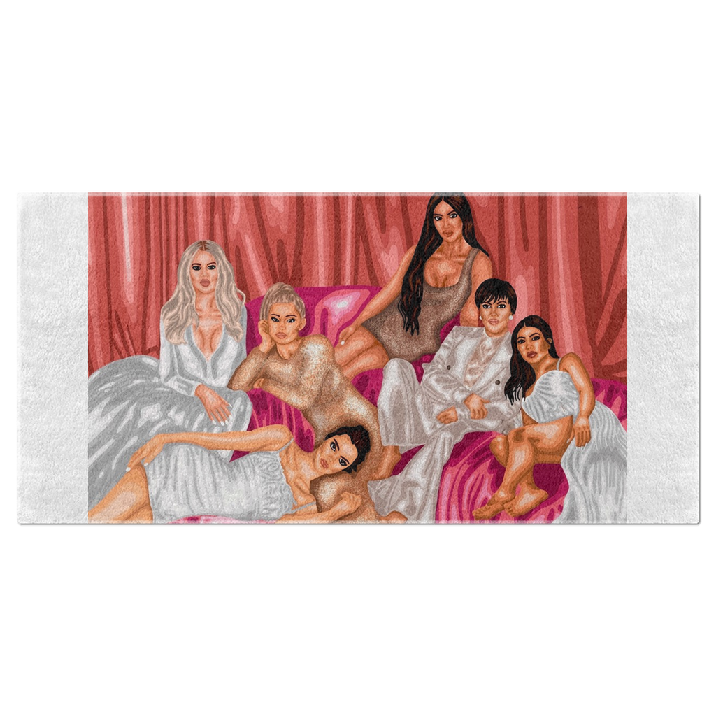 KUWTK Beach Towels