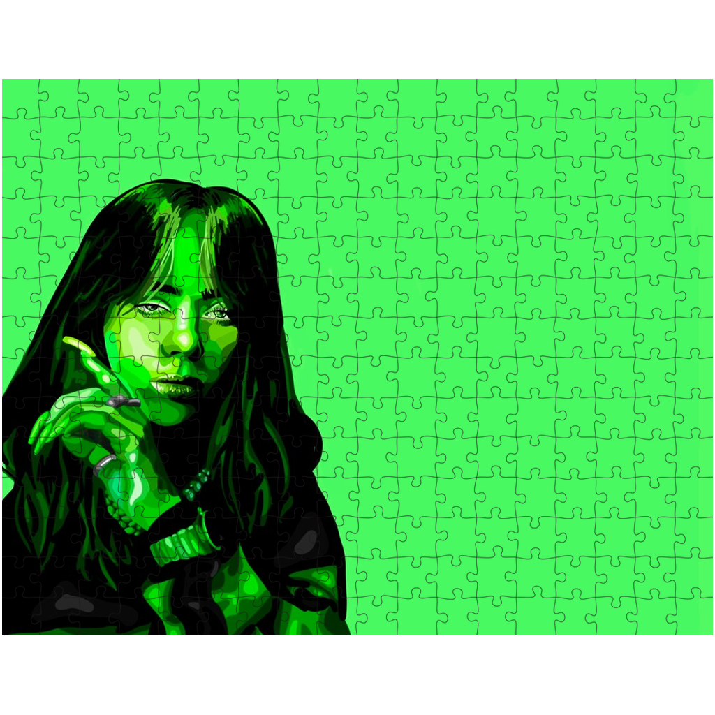 Billie Eilish Puzzles