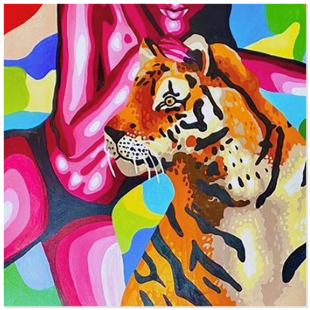 Tiger Acrylic Prints