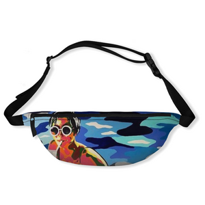 Beach Girl Fanny Packs