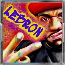 Load image into Gallery viewer, Lebron Acrylic Trays