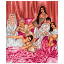 Load image into Gallery viewer, KUWTK Minky Blankets