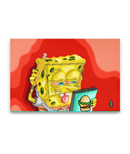 Load image into Gallery viewer, POST MALONE X SPONGEBOB