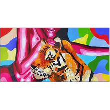 Load image into Gallery viewer, Tiger Metal Prints