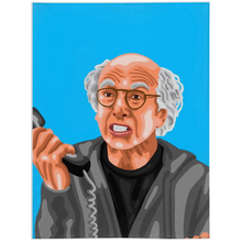 Load image into Gallery viewer, Larry David Minky Blankets