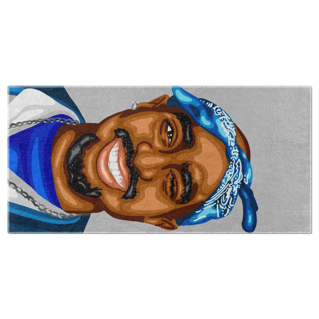2 Pac Beach Towels
