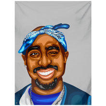 Load image into Gallery viewer, 2 Pac Tapestries